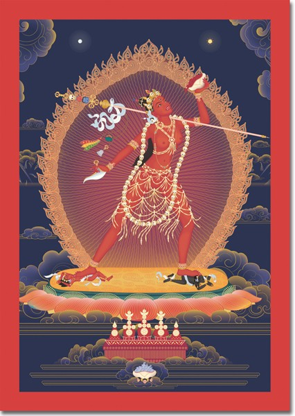 Pujas ~ Traditional Prayers and Meditations – Meditation in