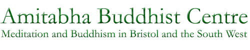 Meditation in Bristol Amitabha Buddhist Centre
