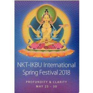 festival kadampa 2018